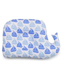 Meukebaby Newborn Pillow  - Blue