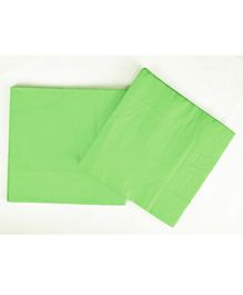Party Anthem 2 Ply Paper Napkins Green - 40 Sheets