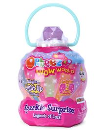 Orbeez Sparkle Surprise Light Up Globe Multicolor - Height 14 cm