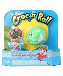 Spin Masters Croc N Roll Fun Game - Multicolor