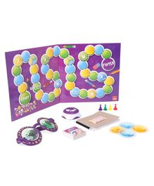 Spin Masters Googly Eyes Board Game - Multicolor