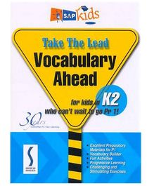 Singapore Asian Publication Take The Lead Vocabulary Ahead K2 - English