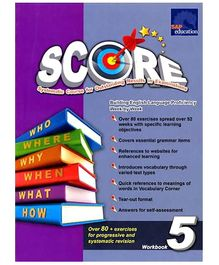 Singapore Asian Publication Primary Level Score Workbook 5 New - English