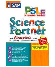 Singapore Asian Publication PSLE Science Partner - English