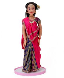 Speedage Indian Diva Doll Pink - Height 39.5 cm