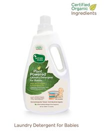 Mother Sparsh Plant Powered Laundry Liquid Detergent - 1000 ml