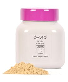 Omved All Skin Types Ubtan - 100 gm
