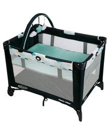 Graco Pack N Play On The Go Playard - Blue