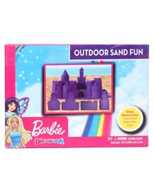 Barbie Sand Box - Purple