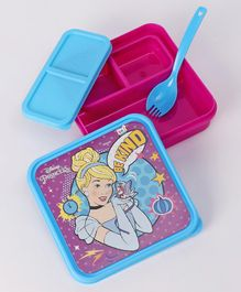 Disney Princess Lunch Box - Blue