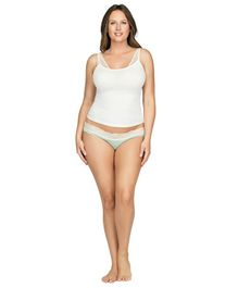 Parfait Lace Low Waist Bikini Brief - Light Green