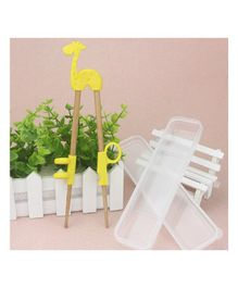 Tipy Tipy Tap Chopstick - Yellow