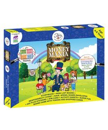 The Story Merchants Money Mania Box - Blue