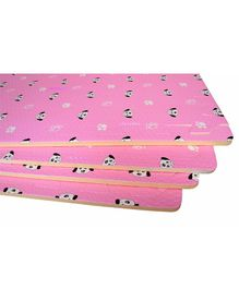 Yoto Pablo Honey Kid's Interlocking Play Mat Pink - Pack of 4