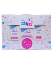 Sebamed Perfect Moment Gift Set Pack of 3 - White
