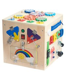 Wufiy Big Activity Box - Multicolour