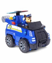 Paw Patrol Flip & Fly Chase 2-in-1 Transforming Vehicle - Blue