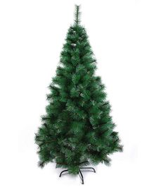 Amfin Artificial Christmas Pine Tree Green - 7 Feet