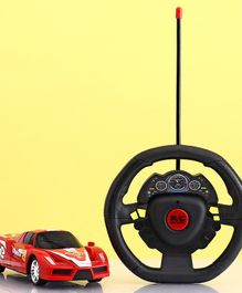 Remote Control Racing Car Toy Super Edition - Red