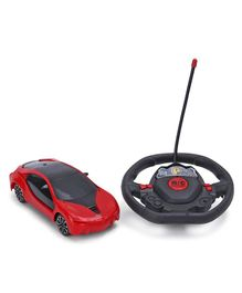 Remote Control Sports Car - Black & RED
