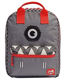 Tinc Kronk Character Junior Backpack Grey - 13 Inches