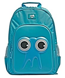 Tinc Tonkin Character School Backpack Blue - 17 Inches