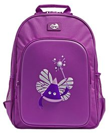 Tinc  Ooloo Character School Backpack Purple - 17 Inches