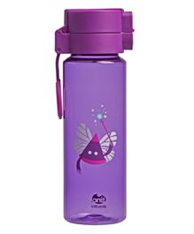 Tinc Flip & Clip Water Bottle Purple - 500 ml