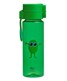 Tinc Flip & Clip Water Bottle Green - 500 ml