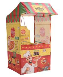 IToys Pizza Theme Tent - Multicolor