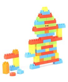 Basic Blocks For Construction Multicolor - 300 Pieces