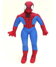 JDM Spider Man Soft Toy Blue Red - Height 30 cm