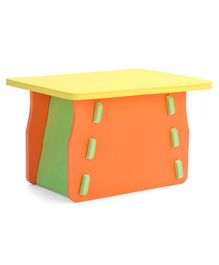 Funjoy Portable Multipurpose Work Table - Orange