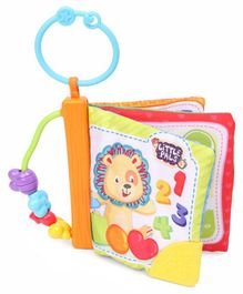 Winfun Takealong Crinkle Book - Multicolor