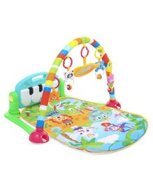 Playgym Rack With Lights & Music - Multicolor