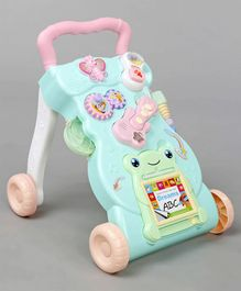 Activity Learning Baby Walker With Music - Multicolor