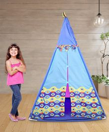 Sturdy & Attractive Play Tent For Kids - Purple