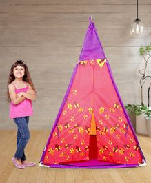 Sturdy & Attractive Play Tent For Kids - Pink