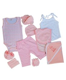 Colorfly Baby Clothing Gift Set Pack of 13 - Multicolor