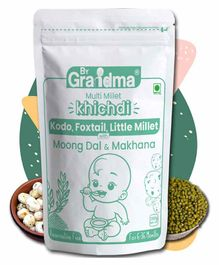 ByGrandma Baby Food and Porridge Mix With Rice & Sprouted Moong Dal - 280 g