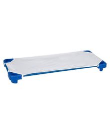 Babycenter India Toddler Cots With Sheet - Blue