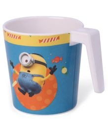 Minions Mug Large Blue - 320 ml
