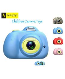 Zest 4 Toyz Kids Camera 1080P 3MP Mini 2.0 inch - Color May Vary