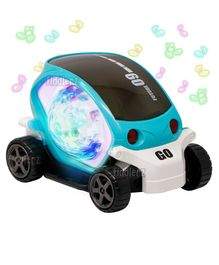 Zest 4 Toyz 360 Degree Rotating Car With Light & Music (Color May Vary)