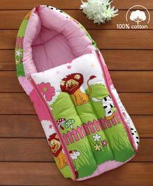 50*54*25cm Baby Doll Stroller Baby Toy Foldable With Hood Pink Gift For Girls