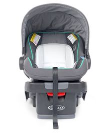 Graco Snug Ride & Lock Rear Facing Infant Car Seat - Grey