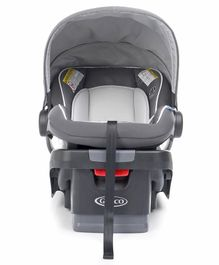 Graco SnugRide SnugLock 35 Rear Facing Infant Car Seat - Black