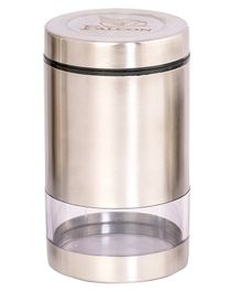 Falcon Fresh Storage Canister Silver - 650 ml