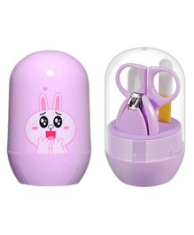 My Newborn Pocket Size Baby Nail Grooming Set - Pink