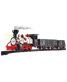 Webby Classical Train Set - Red